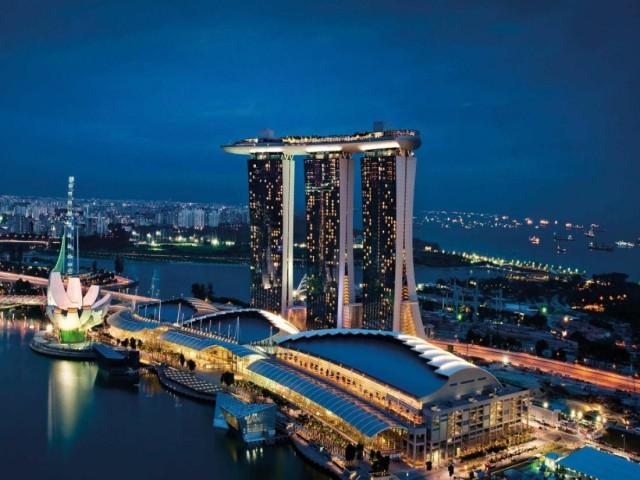 シンガポールで憧れの最高級5つ星ホテルだけ厳選12選!(2018/11追記)