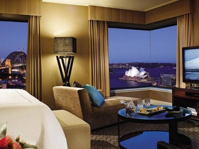 シドニーで極上コスパ最高5つ星ホテル8選!