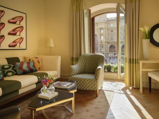 フィレンツェでおすすめ超人気5つ星ホテル7選!